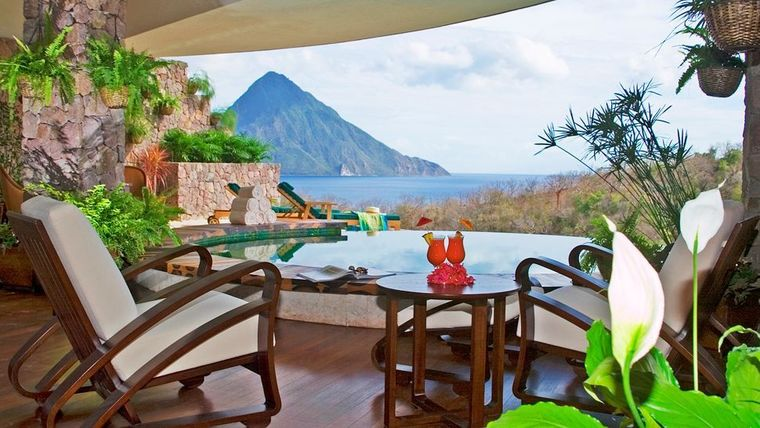Jade Mountain - St. Lucia - Caribbean Exclusive 5 Star Luxury Resort-slide-16