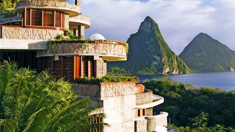 Jade Mountain - St. Lucia - Caribbean Exclusive 5 Star Luxury Resort-slide-5