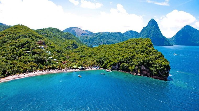 Jade Mountain - St. Lucia - Caribbean Exclusive 5 Star Luxury Resort-slide-18