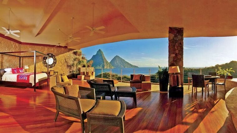 Jade Mountain - St. Lucia - Caribbean Exclusive 5 Star Luxury Resort-slide-8