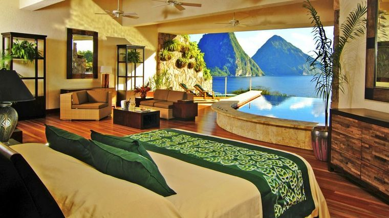 Jade Mountain - St. Lucia - Caribbean Exclusive 5 Star Luxury Resort-slide-9