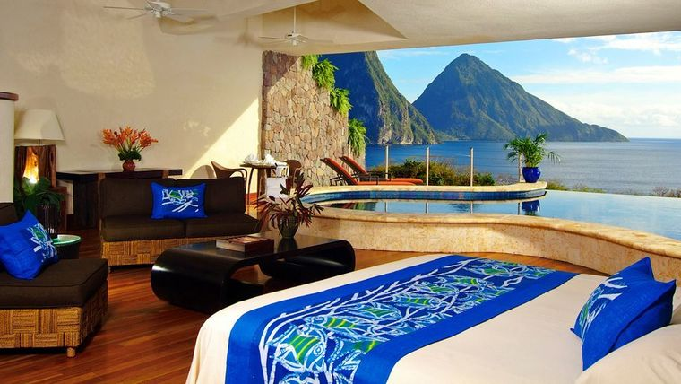 Jade Mountain - St. Lucia - Caribbean Exclusive 5 Star Luxury Resort-slide-10