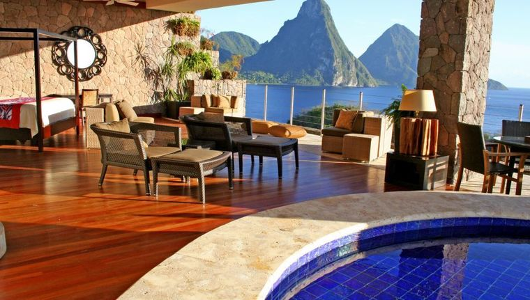 Jade Mountain - St. Lucia - Caribbean Exclusive 5 Star Luxury Resort-slide-11