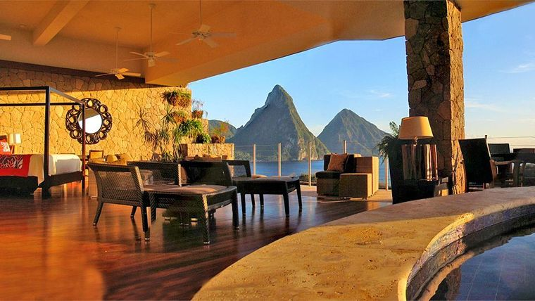 Jade Mountain - St. Lucia - Caribbean Exclusive 5 Star Luxury Resort-slide-12