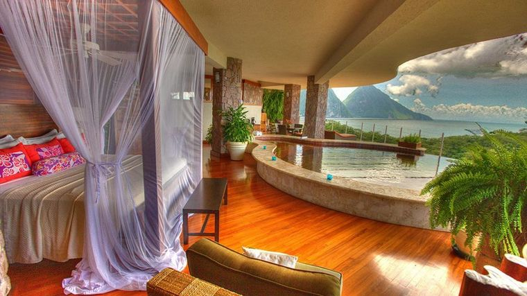Jade Mountain - St. Lucia - Caribbean Exclusive 5 Star Luxury Resort-slide-21
