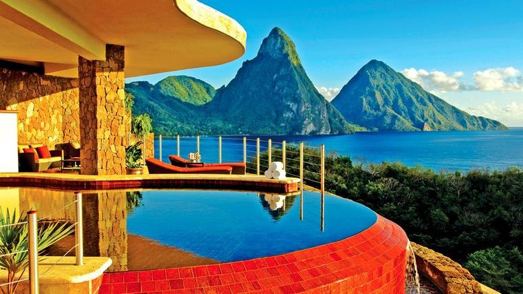 Jade Mountain - St. Lucia - Caribbean Exclusive 5 Star Luxury Resort-slide-4