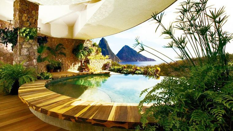 Jade Mountain - St. Lucia - Caribbean Exclusive 5 Star Luxury Resort-slide-20