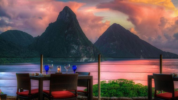 Jade Mountain - St. Lucia - Caribbean Exclusive 5 Star Luxury Resort-slide-23