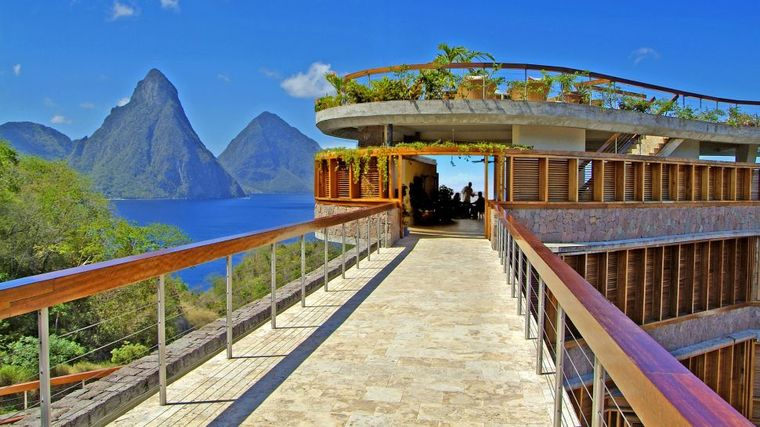 Jade Mountain - St. Lucia - Caribbean Exclusive 5 Star Luxury Resort-slide-6