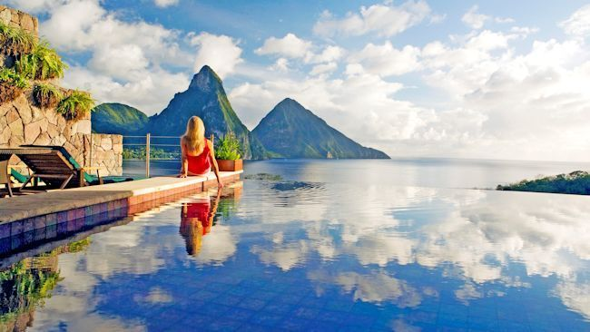 Jade Mountain - St. Lucia - Caribbean Exclusive 5 Star Luxury Resort-slide-3