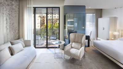 Mandarin Oriental Barcelona - Spain 5 Star Luxury Hotel