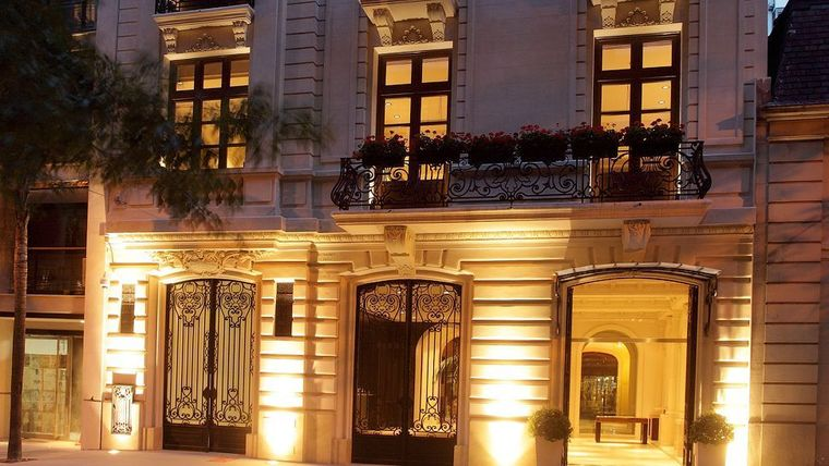 Algodon Mansion - Buenos Aires, Argentina - Exclusive 5 Star Luxury Hotel-slide-3