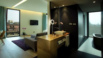 Ohla Hotel - Barcelona, Spain - 5 Star Luxury Boutique Hotel