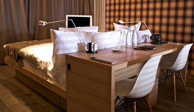 CERVO Hotel & Restaurant - Zermatt, Switzerland - Boutique Design Hotel