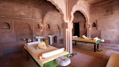RAAS - Jodhpur, Rajasthan, India - Luxury Boutique Hotel