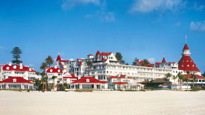 Hotel del Coronado & Beach Village at The Del - San Diego, California