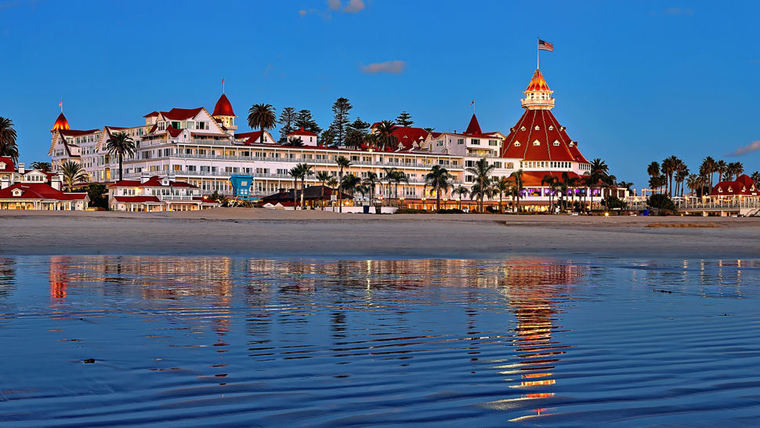 Hotel del Coronado & Beach Village at The Del - San Diego, California-slide-2