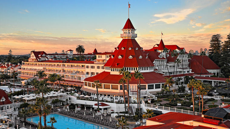 Hotel del Coronado & Beach Village at The Del - San Diego, California-slide-20