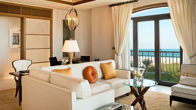 The St. Regis Saadiyat Island Resort, Abu Dhabi Luxury Hotel