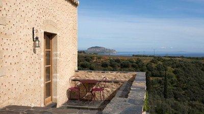 Kinsterna Hotel Spa Monemvasia Peloponnese Greece Luxury Boutique Resort