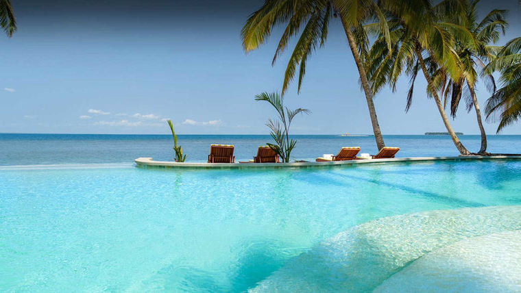 Calala Island Nicaragua Caribbean Exclusive Private Pelican Eyes And Resort Is A Luxury Beach