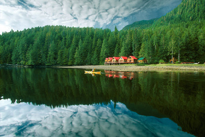 Nimmo Bay Resort - British Columbia, Canada - Luxury Adventure Lodge