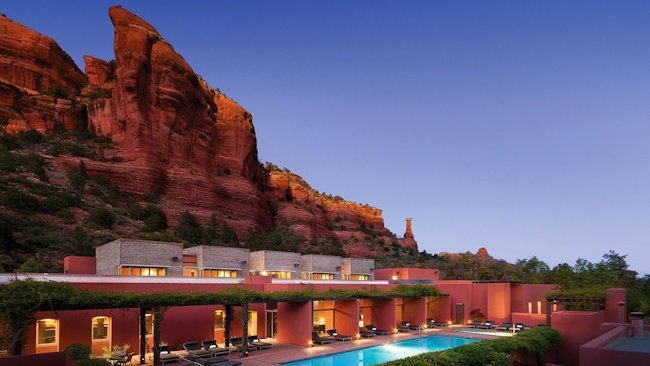 Enchantment Resort Sedona Arizona 5 Star Luxury Hotel Slide 3