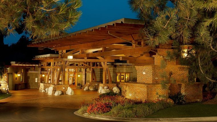 The Lodge at Torrey Pines La Jolla California Exclusive Luxury