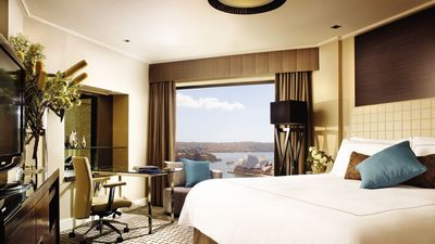 Four Seasons Hotel Sydney, Australia 5 Star Luxury Hotel