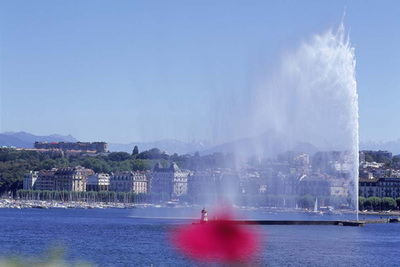 Hotel d'Angleterre - Geneva, Switzerland - 5 Star Luxury Hotel
