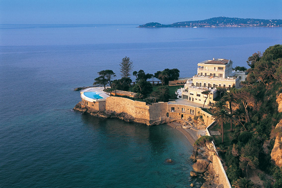 Cap Estel Hotel - Eze, Cote d'Azur, France - Exclusive 5 Star Luxury Resort -slide-3