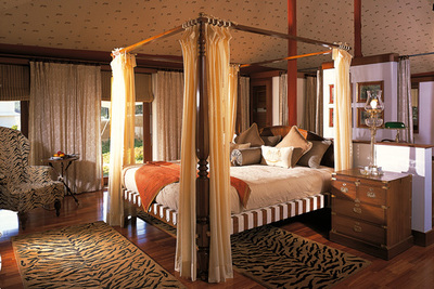 The Oberoi Vanyavilas - Ranthambhore National Park, Rajasthan, India