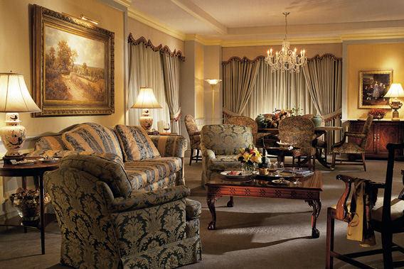 Ritz Carlton Pentagon City Spa