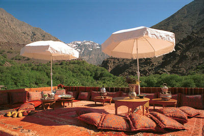 Kasbah du Toubkal - Morocco - Luxury Lodge