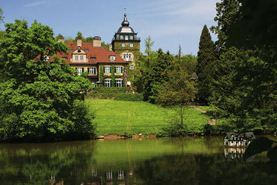 Schlosshotel Lerbach - Bergisch Gladbach, Germany - Luxury Country House Hotel