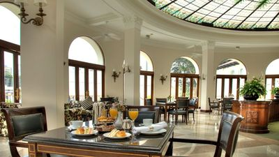 Country Club Lima Hotel - Lima, Peru - Luxury Golf Resort