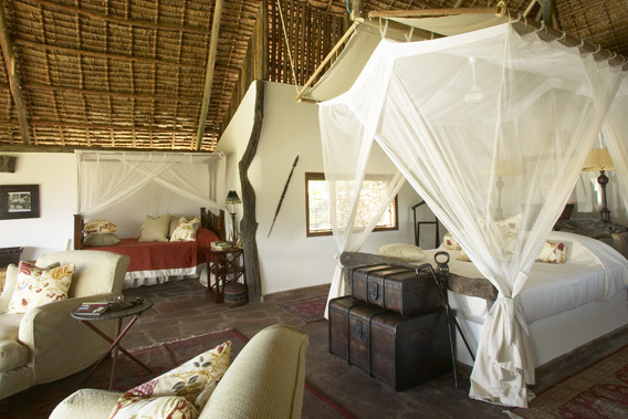 Beho Beho - Selous Game Reserve, Tanzania - Luxury Safari Lodge-slide-2
