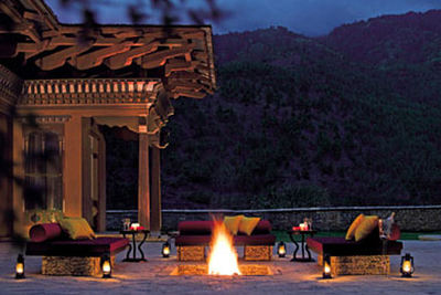 Taj Tashi - Thimphu, Bhutan - 5 Star Luxury Resort & Spa