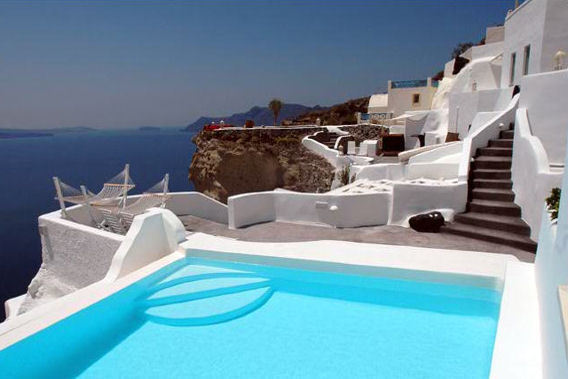 Andronis Luxury Suites - Oia, Santorini, Greece - 5 Star Boutique Resort Hotel-slide-3