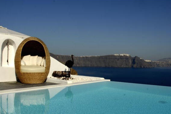 Andronis Luxury Suites - Oia, Santorini, Greece - 5 Star Boutique Resort Hotel-slide-2