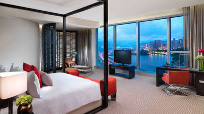 Crown Towers at the City of Dreams - Macau - 5 Star Luxury Hotel