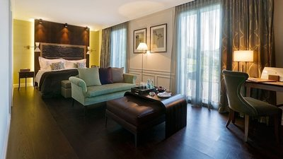 Hotel Villa Honegg - Lucerne, Switzerland - Exclusive 5 Star Luxury Resort