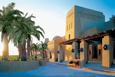 Bab Al Shams Desert Resort & Spa - Dubai, UAE - Exclusive 5 Star Luxury Resort