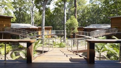 Gwinganna Lifestyle Retreat - Gold Coast, Queensland, Australia - Luxury Spa Resort