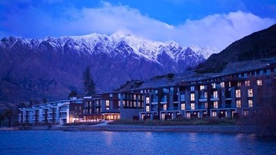 Hilton Queenstown Resort & Spa, New Zealand Luxury Hotel