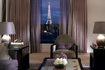 Hotel Plaza Athenee - Paris, France - 5 Star Luxury Hotel