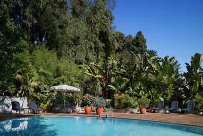 Chateau Marmont - Hollywood, California - 4 Star Boutique Hotel