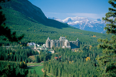 Fairmont Banff Springs - Banff, Canada - Luxury Resort Hotel & Spa
