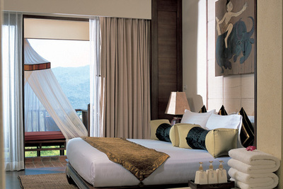 Anantara Resort & Spa Golden Triangle - Chiang Rai, Thailand - 5 Star Luxury Hotel