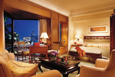The Peninsula Bangkok, Thailand 5 Star Luxury Hotel
